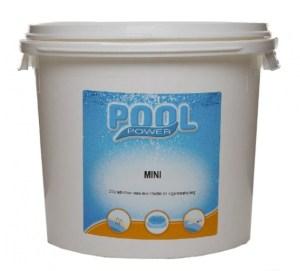 Chloortabletten Pool Power Mini 5 kg.