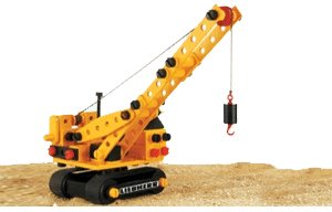 Constructor Professional Dragline - Heros
