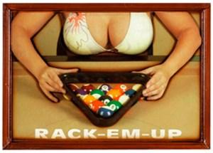 3D Schilderij Rack 'm Up