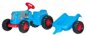Rolly Kiddy Classic + rollykid trailer - traptractor