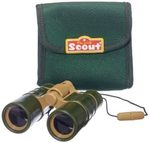 Scout - Verrekijker met heuptas