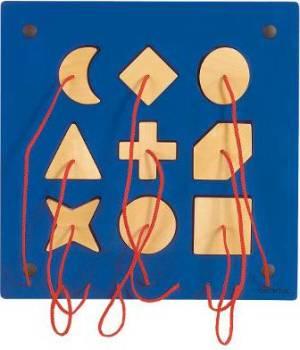 Wandpaneel Insteekvormen