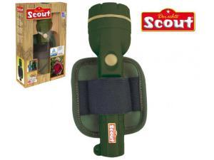 Scout - LED zaklamp met neopreen gordelhanger