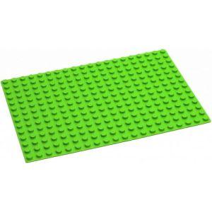 Hubelino Grondplaat 560 noppen - groen