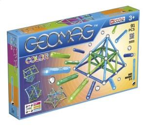 Geomag Color 91-delig
