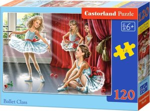 Ballet class - Castorland puzzel 120 stukjes