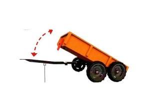 BERG Tandem trailer L