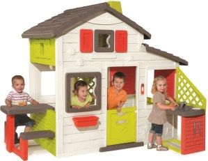 Friends House met Buitenkeuken - speelhuisje - Smoby