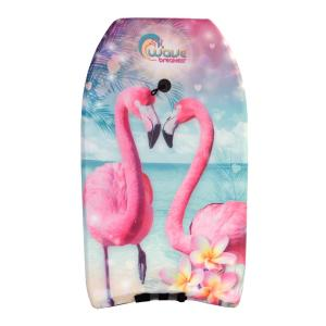 Bodyboard Flamingo 83-cm. zwembad