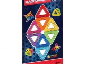 8-delige Magformers Triangle set