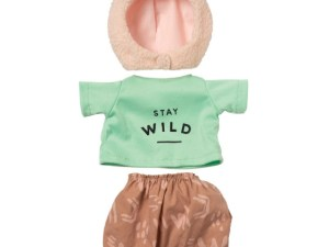Outfit Stay Wild voor Baby Stella