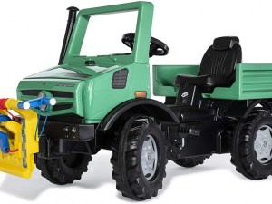 Rolly Toys Forest takelwagen