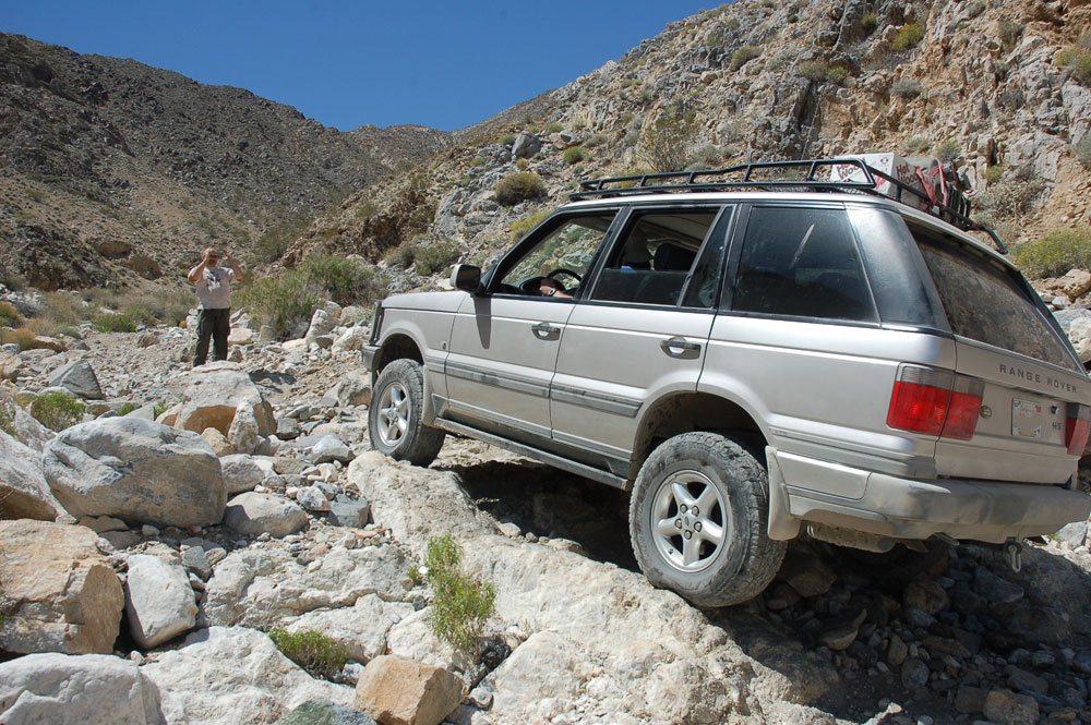 Anyone Using A P38 Range Rover As An Overland Vehicle