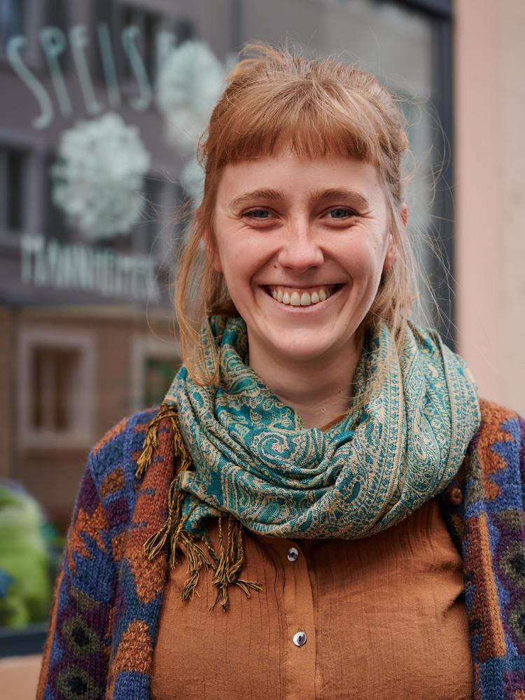 Vorstand stellt sich vor: Magdalena