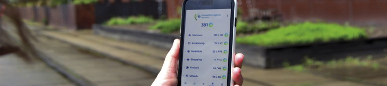 1. Mannheimer Klimathon // Kennst Du Deinen Fußabdruck?