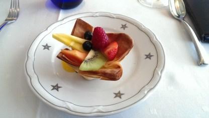 Dessert - Celebrity Infinity Blu Restaurant