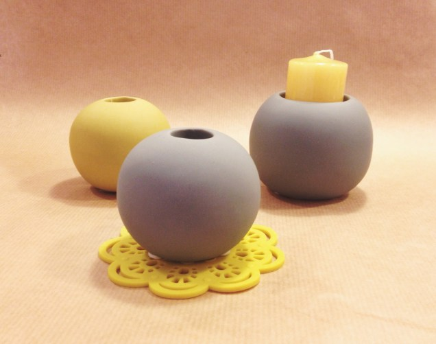 Rob Tealight/Candle holders by Broste Copenhagen