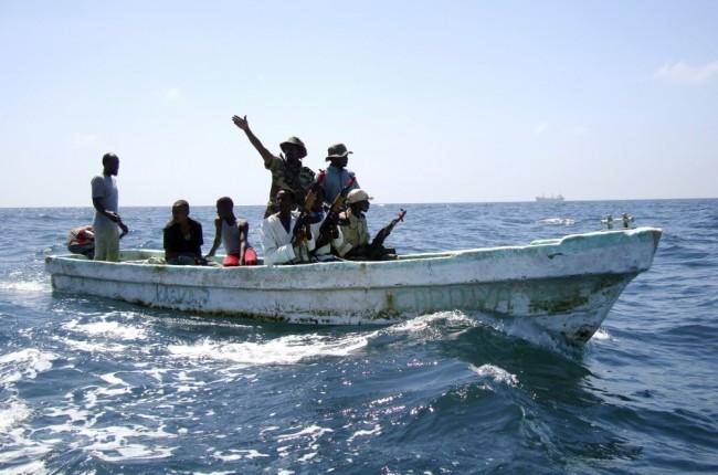 Сомалийские пираты. Фото Reuters/Scanpix