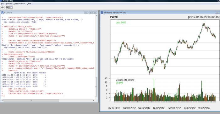 7 Automatyzacja tradingu  I