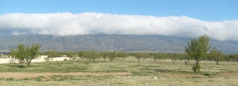 Le Jbel Serd et son éternel nuage !