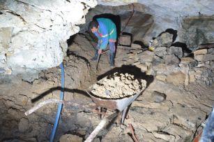 odvodnenie do Bivakovej jaskyni