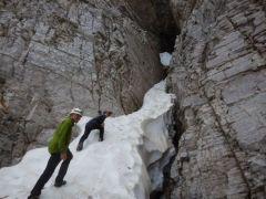 prieskum v jaskyniach pod l'Obiou (1)