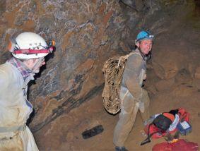 Veľký kaňon vynáška starého rebríka