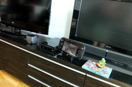 Wii U och min enda amiibo - en Yoshi!