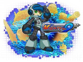 Mighty no 9 - inspirerat från 90-talets Mega Man.