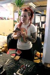 Sarah Mineur - Geekonista.