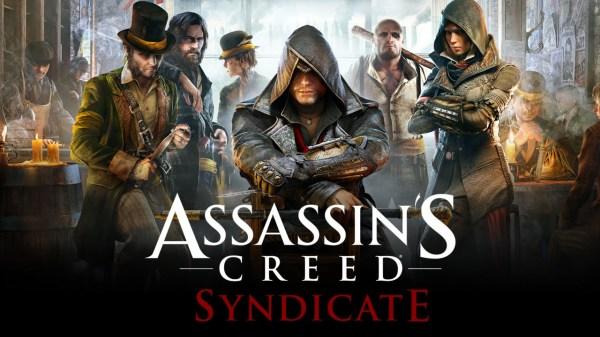 Assassins Creed Syndicate utspelar sig under den ...