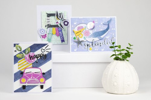 September 2018 Card Kit of the Month is Here!