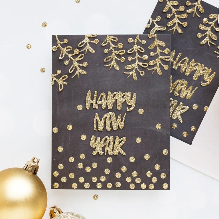 Spellbinders November Small Die of the Month is Here – Holiday Greetings!