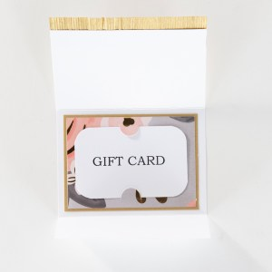 April 2019 Large Die of the Month is Here – For You Gift Card Holder