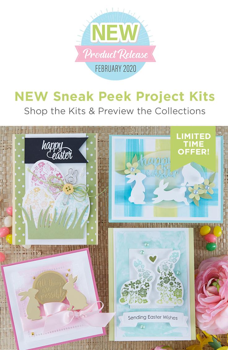 FSJ Ready, Set, Spring Project Kit is Here!