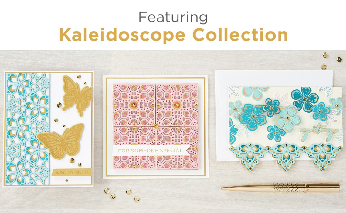 What's New   The Kaleidoscope Collection