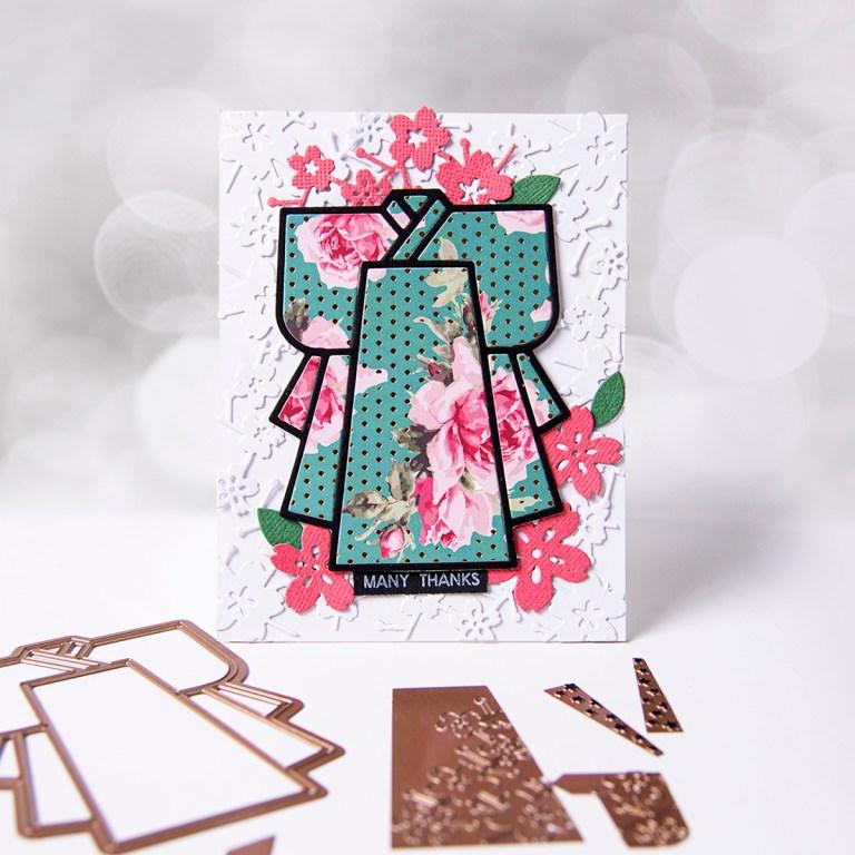 Destinations Japan Inspiration | Cardmaking Ideas with Mayline