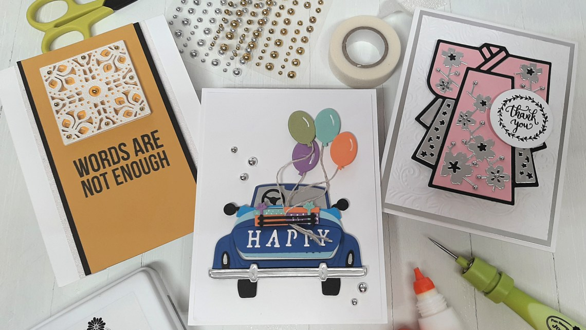 The Cutting Edge Project Kit | Inspiration with Tina Smith | Video