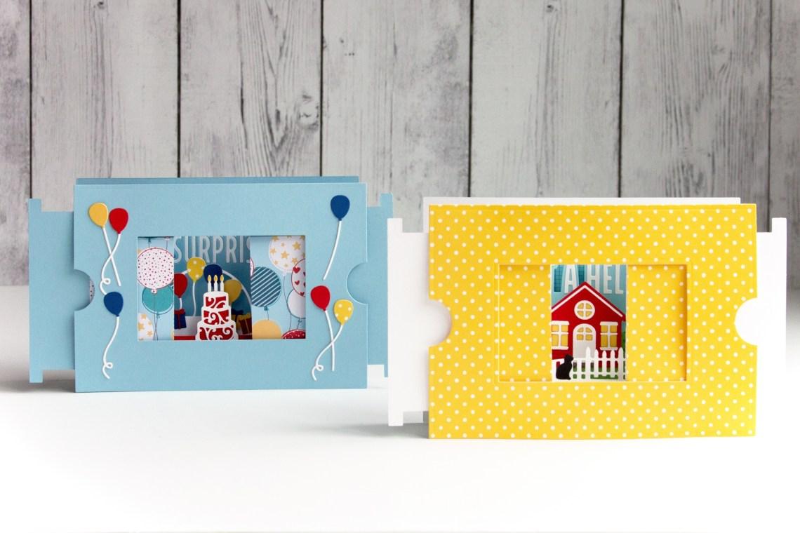 Make A Scene by Becca Feeken | Kinetic Cards with Jean Manis - Spellbinder  Blog