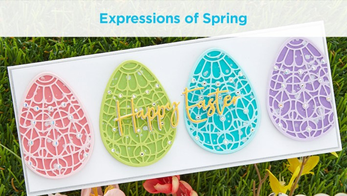 Expressions of Spring Collection
