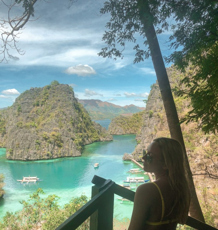 dreaming of elsewhere coron philippines