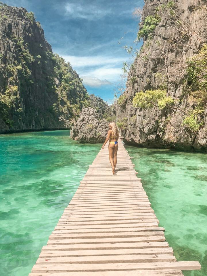 spellbound travels kayangan lake coron