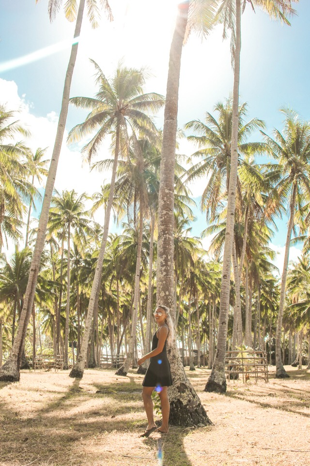 Spellbound travels Napcan beach el nido
