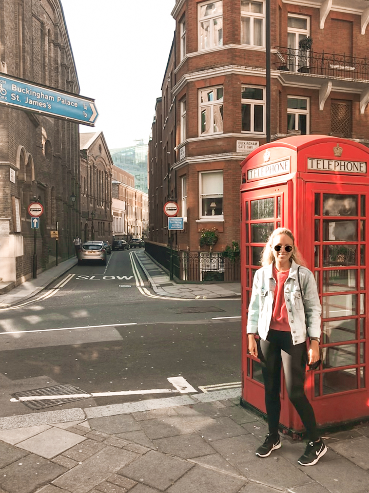 spellbound travel london phone booth