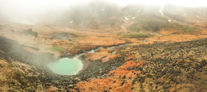 spellbound travels reykjadalur hot springs