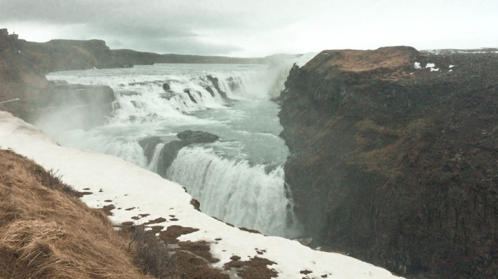 spellbound travels gullfoss waterfall iceland