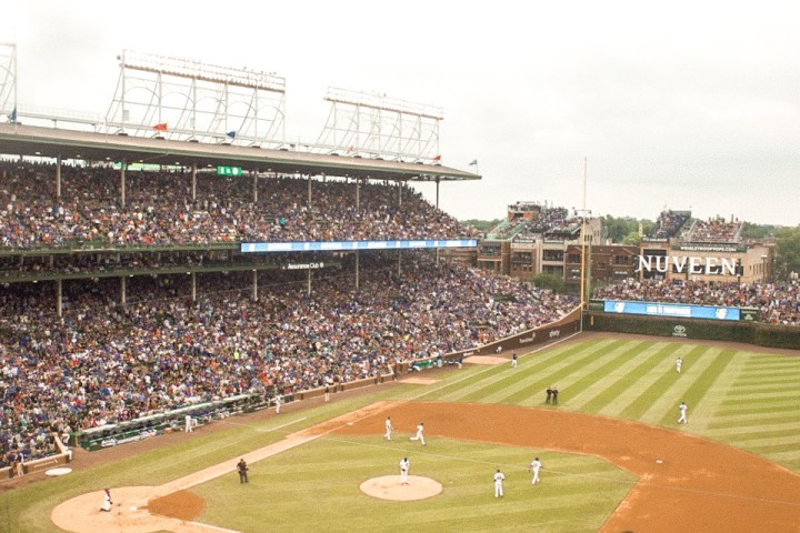 spellbound travels cubs game wrigley field