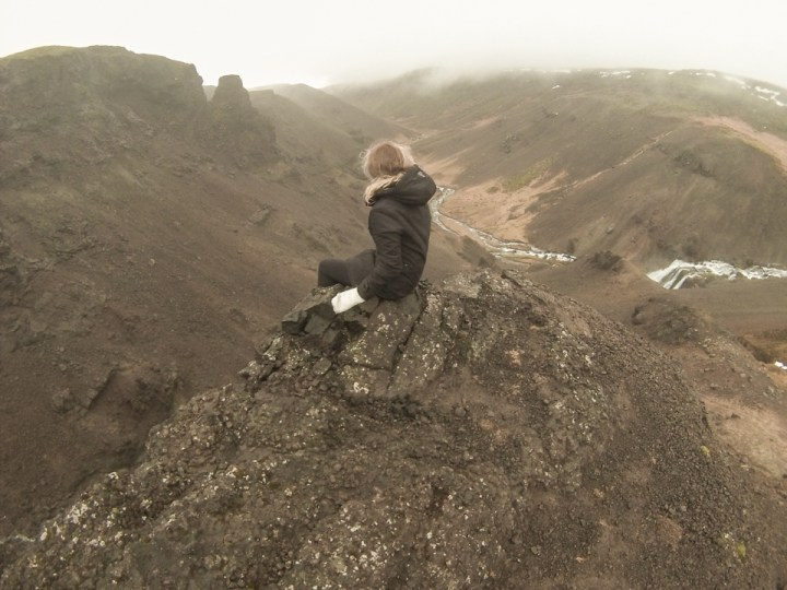 spellbound travels rekjadalur hike iceland