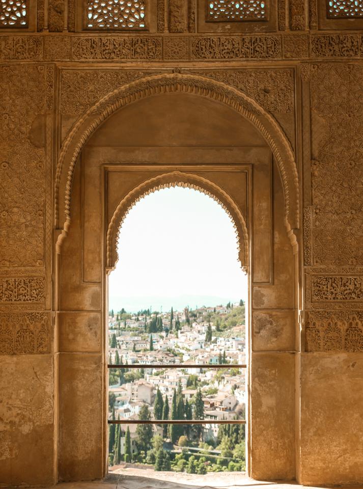 spellbound travels alhambra granada