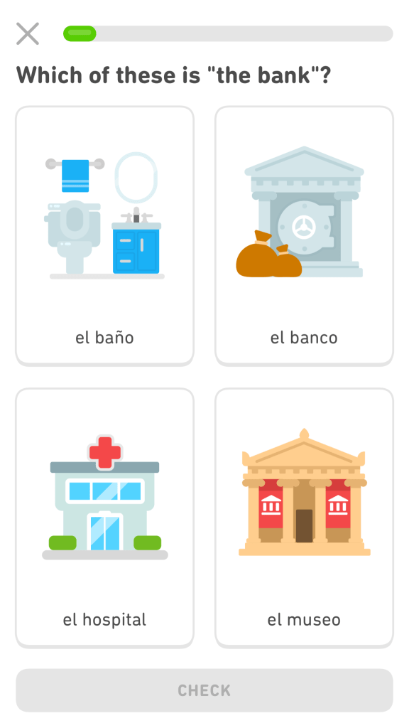 spellbound travels learning spanish on duolingo